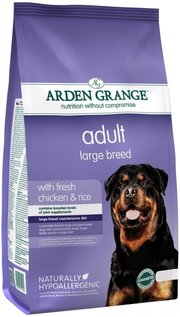 Arden Grange Adult Large Breed Chicken/Rice фото