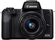 Canon EOS M50 Double Kit 15-45mm фото