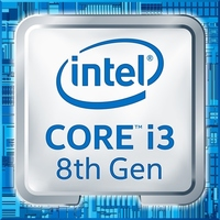 Intel Core i3 Coffee Lake