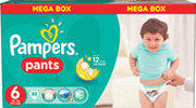 Pampers Pants 6 Extra Large фото
