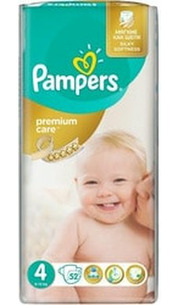 Pampers Premium Care 4 Maxi фото